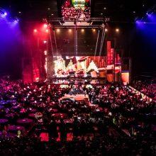 M.A.M.A. 2017: karšta Jazzu premjera ir M. Stonkaus bei M. Katlerio šou