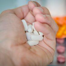Iš rinkos nedelsiant atšaukiami dar dveji vaistai