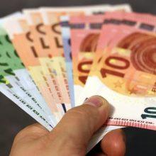 L. Kukuraitis: kitąmet pensijoms mokėti numatyta 3,1 mlrd. eurų