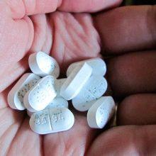 Lietuvių mėgstamas aspirinas: kada nustoti jį vartoti yra pavojinga?
