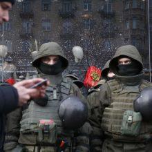 Aukščiausioji Rada priėmė įstatymą dėl padėties Rytų Ukrainoje