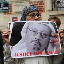Turkija: Saudo Arabijos žurnalisto kūnas po nužudymo buvo ištirpdytas