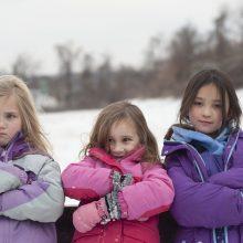 Artimiausiomis paromis – nemenki šalčiai: kai kurie vaikai gali neiti į mokyklą