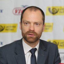 R. Davidovičius paliko A lygos prezidento postą
