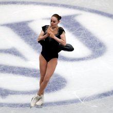 Rusai pagerino pasaulio rekordą, lietuvė Japonijoje liko 38-a