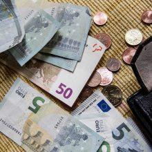 Tyrimas: atlyginimai daugiausiai augo Estijoje, mažiausiai – Lietuvoje