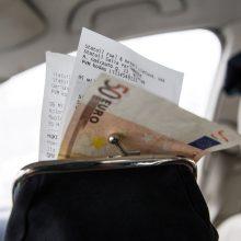 Vyriausybė pasiūlė, kaip suvaldyti kainas (papildyta)