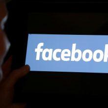 """""""Facebook"""" sulauks baudos už duomenų nutekėjimo skandalą"""