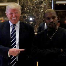 K. Westas susitiks su JAV prezidentu pasikalbėti apie kalėjimų reformą bei smurtą