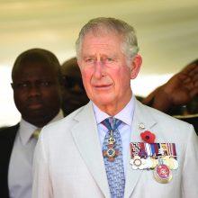 Princas Charlesas žada būdamas karaliumi nesikišti į viešus klausimus