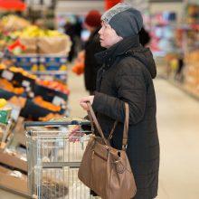 Siūlymas Vyriausybei: maisto kuponai su 6 eurų nuolaida – kiekvienam gyventojui