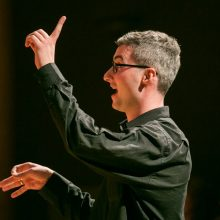 """""""Apeigos orkestrui II"""" – tikra ir vertinga muzika klaipėdiečiams"""