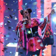 """Galutinai patvirtinta, kur bus rengiamas """"Eurovizijos"""" konkursas"""