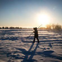 Mokslininkai skambina pavojaus varpais: šyla amžinojo įšalo sluoksnis