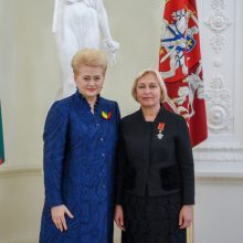 Lietuvos jūrų muziejui toliau vadovaus O. Žalienė