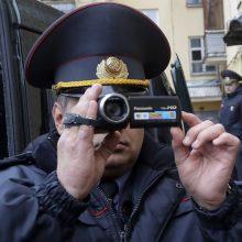 Kratos Baltarusijos naujienų portalų biuruose tęsiasi: sulaikyta daugiau žurnalistų