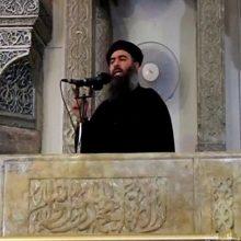 Sirijoje žuvo IS lyderio sūnus