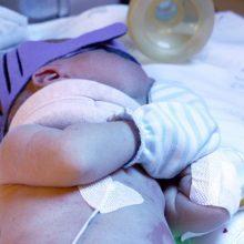 Panevėžyje automobilis kliudė vežimėlį: kūdikis atsidūrė reanimacijoje