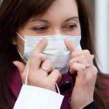 Svarbu: penkios savivaldybės skelbia gripo epidemiją
