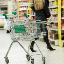 Palygino populiariausias prekes už žemiausias kainas: kur išleido mažiausiai?