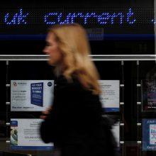 Jungtinėje Karalystėje darbo savaitė bus trumpinama iki keturių dienų?
