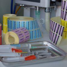 Pacientų saugumui didinti – specialūs žymekliai operacinėse