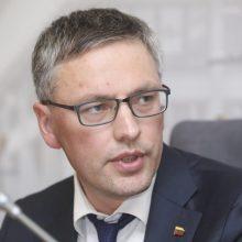 V. Bakas: energetinius projektus Rusija naudoja įtakai stiprinti