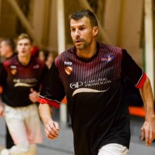 S. Serapinas apie pasiekimus debiutiniame NKL sezone: man – mažai