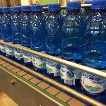 """Partnerystė su """"Lidl"""" lietuviško mineralinio vandens gamintoją įkvėpė pokyčiams"""