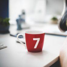 Skaičius 7 – vienas svarbiausių žmogaus gyvenime?