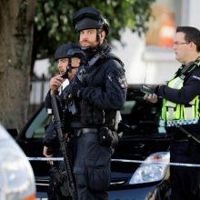 Per sprogimą Londone nukentėjo apie 30 žmonių