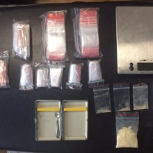Kaune sulaikyti įtariami heroino ir amfetamino platintojai