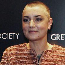 Dainininkė S. O'Connor paviešino nerimą keliantį vaizdo įrašą