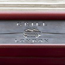 """""""Grill London"""" kavinėje buvo kilęs gaisras"""