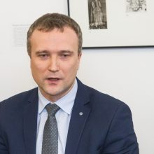 """""""Kauno dienos"""" žurnalistės rankose – apdovanojimas už antikorupcijos darbus"""
