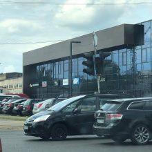 Dainavos rajone dingusios elektros tiekimas – atnaujintas