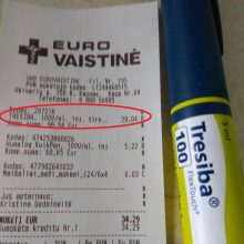 """""""Pingantys"""" vaistai: anksčiau nemokamai, dabar – už dešimtis eurų"""