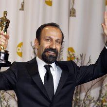 """Dėl D. Trumpo draudimo iraniečių režisierius nedalyvaus """"Oskaruose"""""""