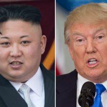 Žiniasklaida: Vašingtonas siūlo Pchenjanui kitą viršūnių susitikimą rengti Vietname