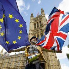"""Artėjant """"Brexit"""", Lietuva su partneriais Šiaurės Europoje stumia kapitalo rinkų sąju"""