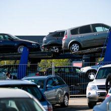 Panevėžyje nubausti nesąžiningi automobilių prekeiviai