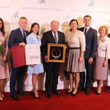 Meras: Kauno rajonas pastebėtas ir nacionaliniu, ir tarptautiniu mastu