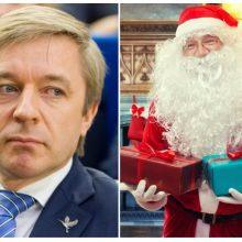 R. Karbauskiui kliūna vakarietiškos Kalėdų tradicijos