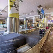 Vilniaus oro uoste specialiąsias tarnybas ant kojų sukėlė netikros granatos