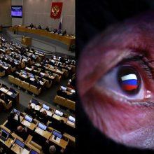Po protestų Kremlius tvirtina neribosiantis interneto vartojimo laisvės