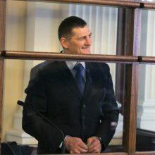 H. Daktarui patekus į ligoninę – Kalėjimų departamento komentaras
