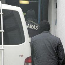Šiauliuose melagingai pranešta apie sprogmenį policijos komisariate
