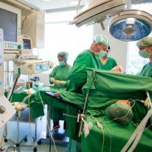 Po konflikto profesinio mokymo centre – pas chirurgus