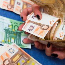 STT: areštuotas kone pusę milijono siekiantis bankroto administratorės turtas