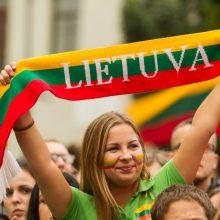 Tyrimas: lietuviai – laimingiausi iš visų Baltijos šalių gyventojų